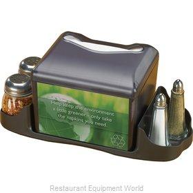 San Jamar H4005CTBK Paper Napkin Dispenser