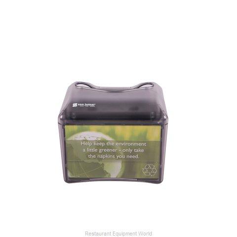San Jamar H4005TBK Paper Napkin Dispenser