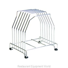 San Jamar KLRST Cutting Board Storage Stand