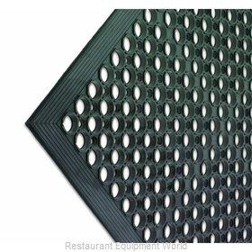 San Jamar KM1100B Floor Mat, Anti-Fatigue