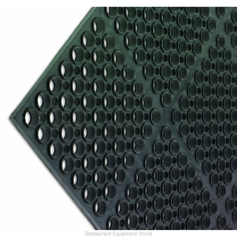 San Jamar KM2100B Floor Mat, Anti-Fatigue