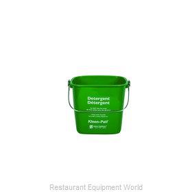 San Jamar KP256GN Bucket