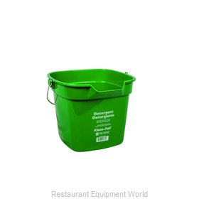 San Jamar KP320GN Bucket
