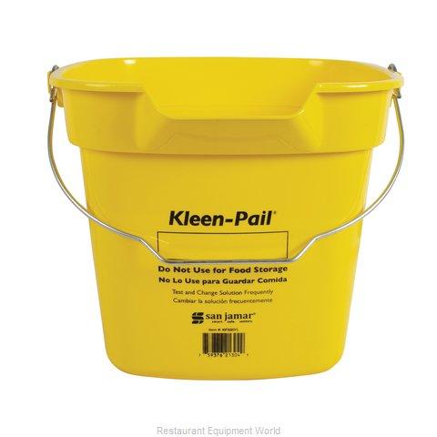 San Jamar KP320YL Bucket