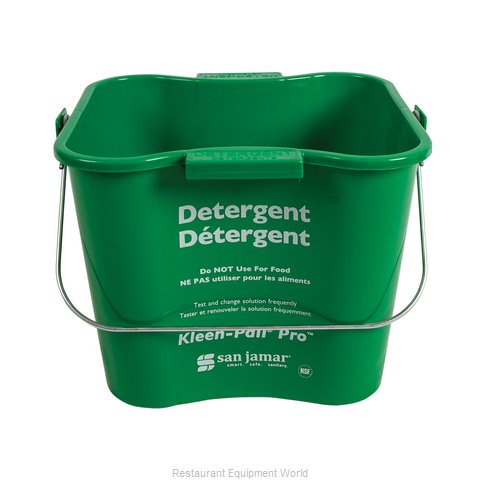 San Jamar KPP196GN Bucket
