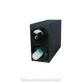 San Jamar L22C2951BK Cup Dispensers, Countertop
