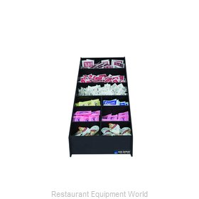 San Jamar L2900 Condiment Caddy, Countertop Organizer