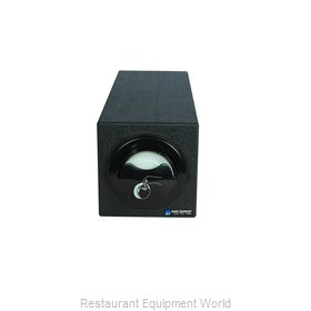 San Jamar L2910BK Lid Dispenser, Countertop