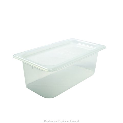 San Jamar MP13 Food Pan, Plastic