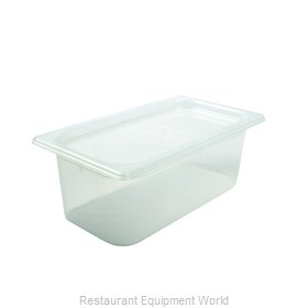 San Jamar MP13 Food Pan Plastic
