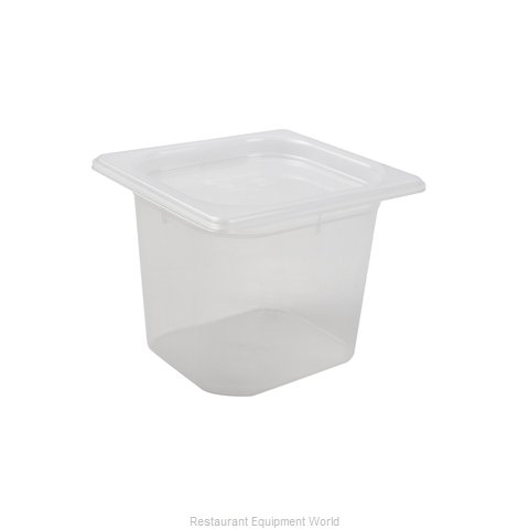 San Jamar MP16 Food Pan Plastic