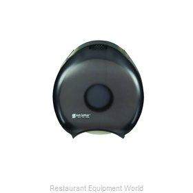 San Jamar R2000TBK Toilet Tissue Dispenser