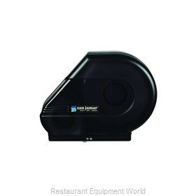 San Jamar R3000TBK Toilet Tissue Dispenser