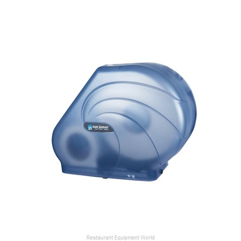 San Jamar R3090TBL Toilet Tissue Dispenser