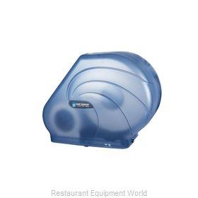 San Jamar R3090TBL Toilet Tissue Dispenser