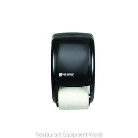 San Jamar R3500TBK Toilet Tissue Dispenser