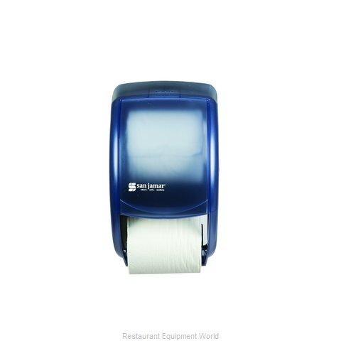 San Jamar R3500TBL Toilet Tissue Dispenser