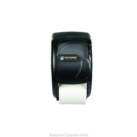 San Jamar R3590TBK Toilet Tissue Dispenser