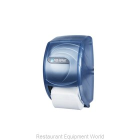 San Jamar R3590TBL Toilet Tissue Dispenser