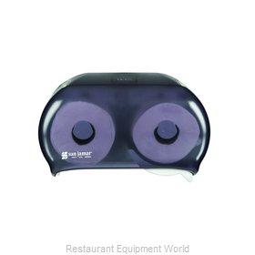San Jamar R3600TBK Toilet Tissue Dispenser