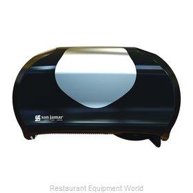 San Jamar R3670BKSS Toilet Tissue Dispenser