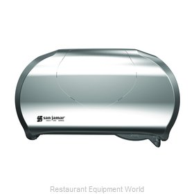 San Jamar R3670SS Toilet Tissue Dispenser