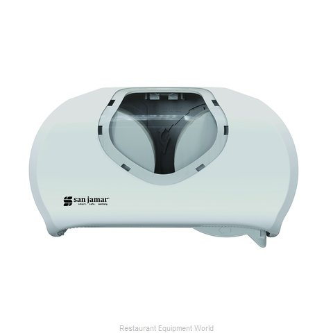 San Jamar R3670WHCL Toilet Tissue Dispenser