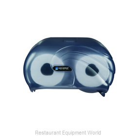 San Jamar R3690TBL Toilet Tissue Dispenser