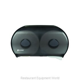 San Jamar R4000TBK Toilet Tissue Dispenser