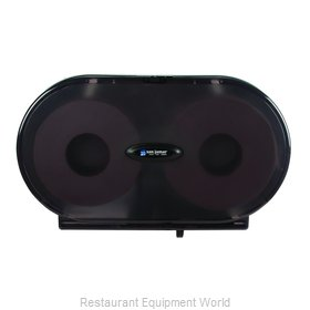 San Jamar R5000TBK Toilet Tissue Dispenser