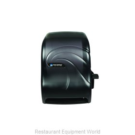 San Jamar T1190TBK Paper Towel Dispenser