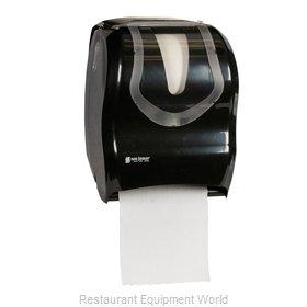 San Jamar T1370BKBKCLAI Paper Towel Dispenser