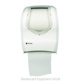 San Jamar T1370WHCL Paper Towel Dispenser