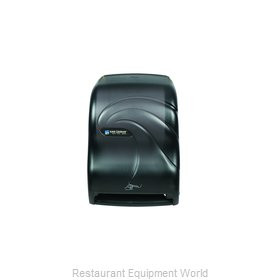 San Jamar T1490TBK Paper Towel Dispenser