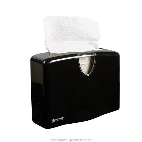 San Jamar T1740BK Paper Towel Dispenser