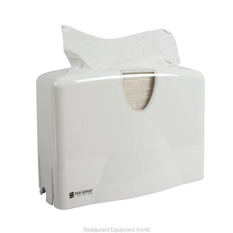 San Jamar T1740WH Paper Towel Dispenser