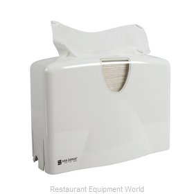 San Jamar T1740WH Paper Towel Dispenser