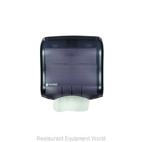 San Jamar T1750TBK Dispenser, Paper Towel