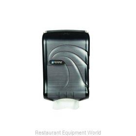 San Jamar T1790TBK Paper Towel Dispenser