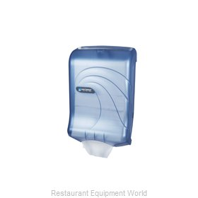 San Jamar T1790TBL Paper Towel Dispenser