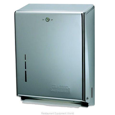 San Jamar T1900XC Paper Towel Dispenser