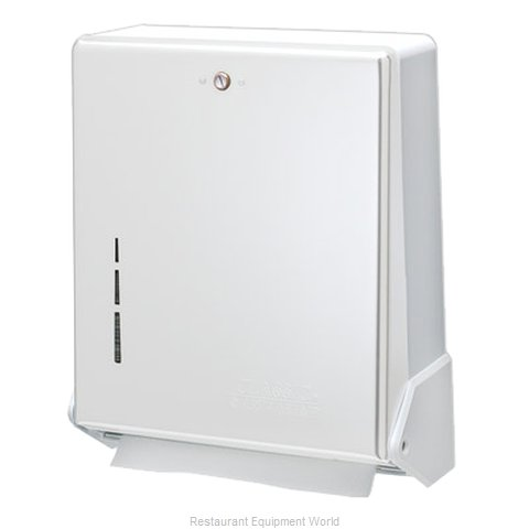San Jamar T1905WH Paper Towel Dispenser