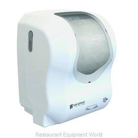 San Jamar T7470WHCL Paper Towel Dispenser