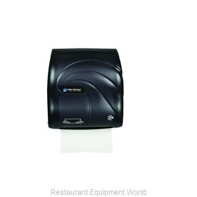 San Jamar T7590TBK Paper Towel Dispenser