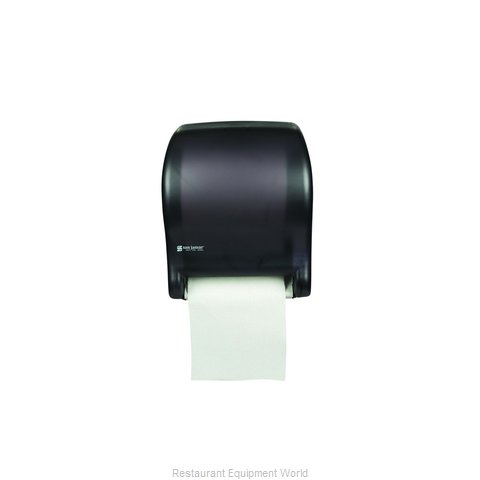 San Jamar T8000TBK Dispenser Paper Towel