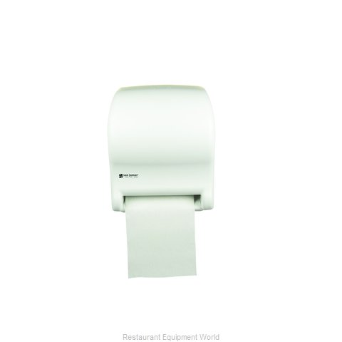 San Jamar T8000WH Dispenser Paper Towel