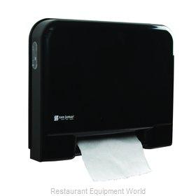 San Jamar T8006BKADA Paper Towel Dispenser