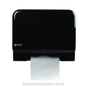 San Jamar T8008BKUNV Paper Towel Dispenser