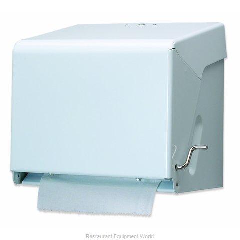 San Jamar T800WH Paper Towel Dispenser Folded Paper Towel Dispensers