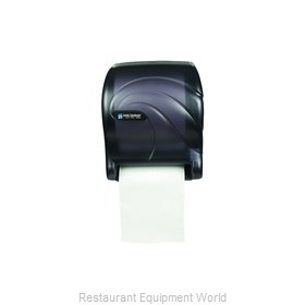 San Jamar T8090TBK Paper Towel Dispenser